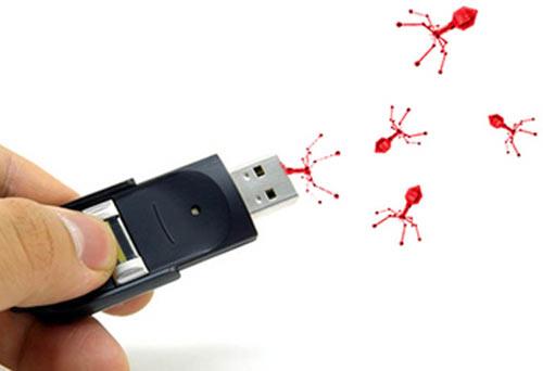 Cách xử lí nhanh gọn khi máy tính bị nhiễm virus