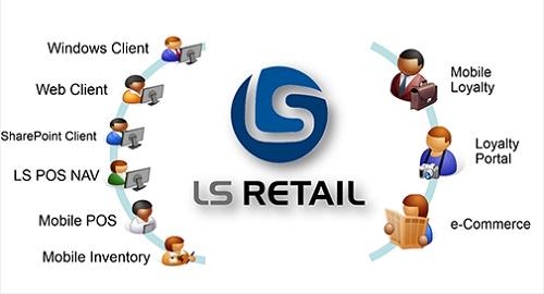 LS Retail cung cấp nhiều tiện ích