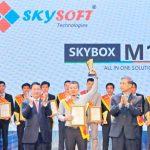 Phần mềm giám sát hành trình của Skysoft