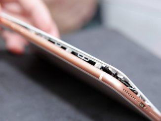 Iphone 8 Plus nổ ở Đài Loan