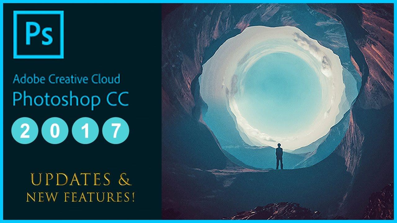 Adobe Photoshop CC - Phần mềm photoshop mới hiện nay.