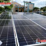 Quy trình lắp đặt và thi công điện năng lượng mặt trời