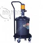 Giới thiệu chung về máy bơm mỡ khí nén