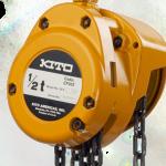 Palang xích kéo tay 1 tấn tiêu chuẩn CF đã có mặt tại Điện máy Bảo Ngọc