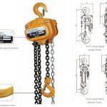 Đặc điểm nổi bật Pa lăng xích kéo tay 1 tấn 5m – Điện máy Bảo Ngọc