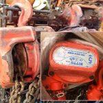 Địa chỉ mua pa lăng xích kéo tay cũ uy tín tại HCM
