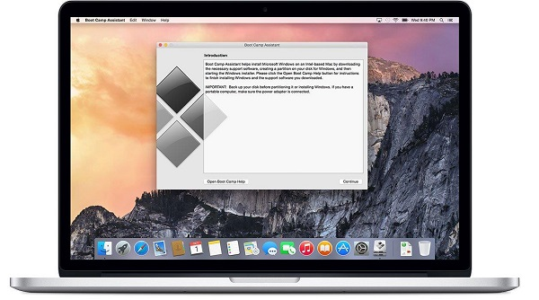 Cài Win cho MacBook đơn giản và nhanh chóng