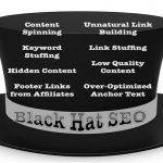 5 kỹ thuật SEO mũ đen màdịch vụ SEO Website chuyên nghiệp nên tránh
